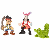 Jake,gancho E Croc Imaginex Fischer Price Jake E Os Piratas