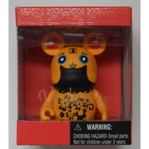 Boneco Disney Vinylmation Chinese Zodiac - Tiger Tigre