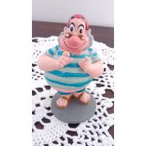 Miniatura Personagem Smee Peter Pan