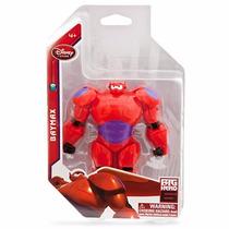 Boneco Operação Big Hero 6 Baymax 10 Cm Disney Store Bandai