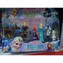 Kit 6 Bonecos Frozen Congelados Disney Em Pvc 3 Modelos