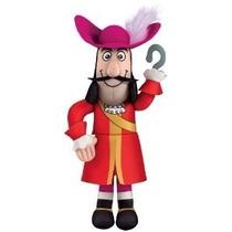 Capitão Gancho Fisher Price Fala (piratas Da Terra Do Nunca)