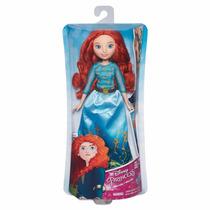Boneca Princesa Disney Merida Valente - Hasbro.