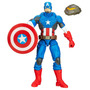 Boneco Capitão América Marvel Now 15 Cm Infinity Legends -
