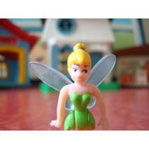 Miniatura Fada Sininho Do Peter Pan Heróis Disney Famosa