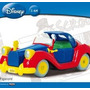Carro Do Tio Patinhas - Disney - 1:64 - Motorama - Carrinho