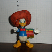 Disney - Pato Donald Tipico , Chapeu Refeito