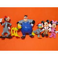 Pato Donald !!!!! Pluto Pateta Minie Mickey Bafo De Onça