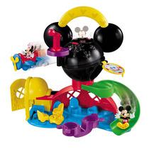 Mickey Mouse Clubhouse Nova Casa Do Mickey Mattel