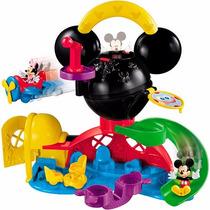 Mickey Mouse Clubhouse Nova Casa Do Mickey Y2311 - Mattel