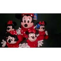 Minnie Vermelha 30 Cm