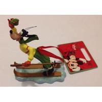 ### Pateta Esquiador Disney Store Enfeite De Natal ###
