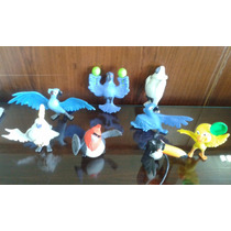 Kit 3 Peças À Escolher Brinquedos Mc Donalds Rio Ler Anuncio