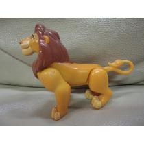 Brinquedo Rei Leao Miniatura Mufasa Disney Mc Donalds Bk Eua