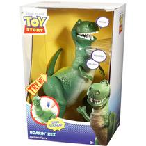 Rex Toy Story Mattel -com Som -pronta Entrega No Rio