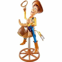 Boneco Woody 30 Sons Cowboy E Cavalo Toy Story Disney Mattel