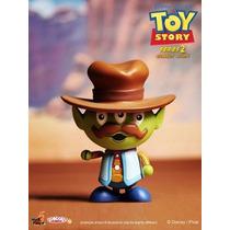 Boneco Toy Story Cowboy Alien Disney Pixar Cosbaby Hottoys