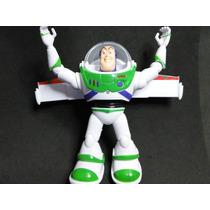 Buzz 25cm Toy Story Asas Destacaveis Eletronico Super Boneco