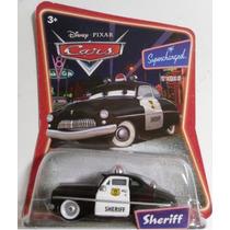 Disney Pixar Cars Sheriff - Mattel