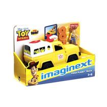 Imaginext Toy Story Carro Pizza Planet- Mattel