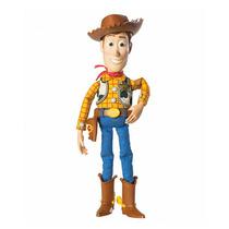 Boneco Woody Que Fala Filme Toy Story 3 Brinquedo Disney