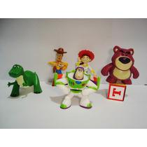 Toy Story Buzz Jessie Lotso Rex Woody Com Disney