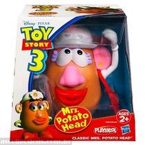 Sra Cabeça De Batata Toy Story 3 Hasbro Potato Head Senhora