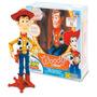 Boneco Woody Toy Story Interativo 45 Frases - Toyng