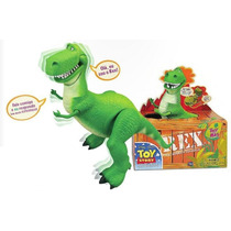 Dinossauro Interativo Rex Toy Story Falante - Toyng