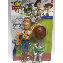 Buzz Lightyear Woody Toy Story - Frete Grátis Pronta Entrega