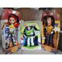 Toy Story 03 Bonecos Falantes Buzz Woody E Jessie Disney