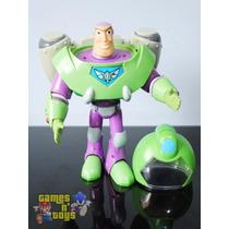 Boneco Buzz Lightyear Toy Story Disney Som E Fala