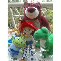 Kit Toy Store -jessie ,woody,lotso,rex Dinossauro