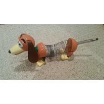 Slinky Dog Cachorro Molas Toy Story Picolo Raro Temos Woody