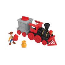 Imaginext Toy Story Trem Do Velho Oeste Mattel