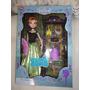Frozen Anna 30 Cm Canta Com Traje De Coroação Disney