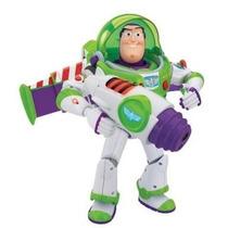 Boneco Buzz Lightyear Projetor 30 Cm Fala Portugues Toyng