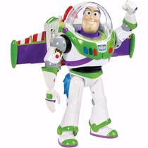 Toy Story Buzz Lightyear Fala + 30 Frases Em Português