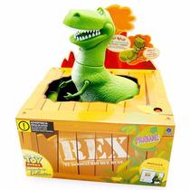 Dinossauro Rex Falante Toy Story 64015 Toyng Pronta Entrega