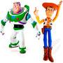 Bonecos Woody Buzz Originais Toy Story Disney - Grow.