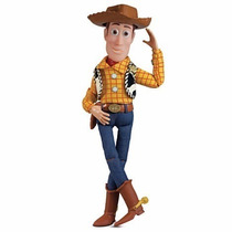 Woody Fala 19 Frases Boneco Original Disney Store