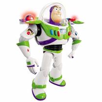 Toy Story Buzz Lightyear Guerreiro Espacial Deluxe Mattel