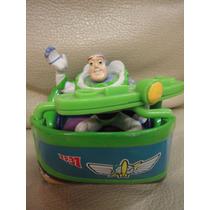 Brinquedo Carro Buzz Lightyear Disney Parques Pixar Ferro