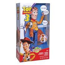 Boneco Woody Com Som - Mattel