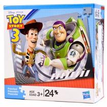 Woody E Buzz Quebra Cabeca 24 Pecas - Disney