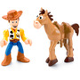 Toy Story Woody + Pagare Pe De Pano Cavalo Imaginext Fisher