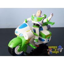 Boneco Buzz Lightyear Toy Story Disney Grow Woody Andy