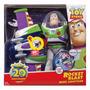 Toy Story Buzz Lightyear Rocket Blast + 30 Sons E Frases