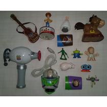 Toy Story Lote1 C/14 Woody Bala No Alvo Bo-beep Buzz Binócul