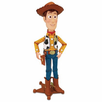 Woody Roundup 40 Cm Toy Story - Xerife 45 Frases
